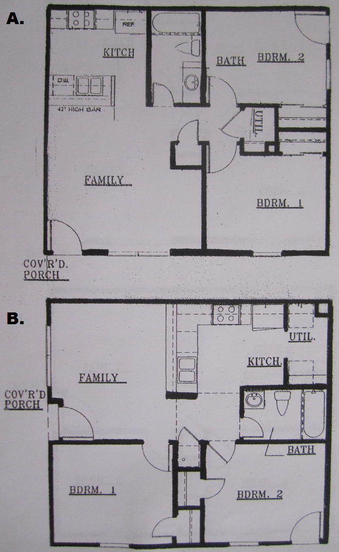 Student apartment prairie view for Prairie floor plans