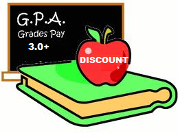 $25 Rent Discount for GPA 3.0+ Students